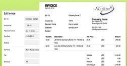 Biểu mẫu về in hóa đơn Giá trị gia tăng (VAT)